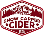 Snow Capped Cider Logo